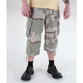 Männer 3/4 Shorts MIL-TEC - Air Combat - Prewash Zehn, MIL-TEC