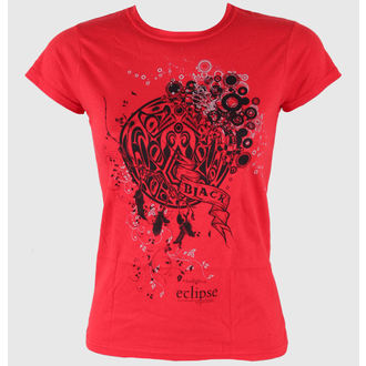 Damen T-Shirt  Twilight - Eclipse - Wolf Pack Tattoo With Bubbles - LIVE NATION, LIVE NATION, Twilight