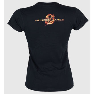 Damen T-Shirt  Hunger Games - Gale On Sheet - LIVE NATION, LIVE NATION, Hunger Games