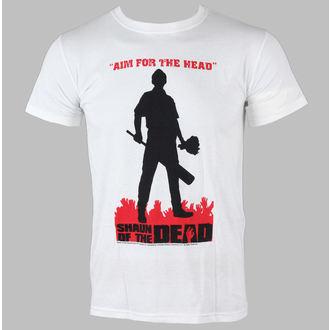 Herren T-Shirt Shaun Of The Dead - Silhouette - LIVE NATION, LIVE NATION, Shaun Of The Dead