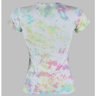 Damen T-Shirt  Led Zeppelin - Electric Magic - LIQUID BLUE, LIQUID BLUE, Led Zeppelin