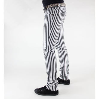 Damen Hose 3RDAND56th - Stripe Skinny - JM444, 3RDAND56th