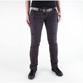 Damen Hose 3RDAND56th - Star Skinny Jeans - JM1097, 3RDAND56th
