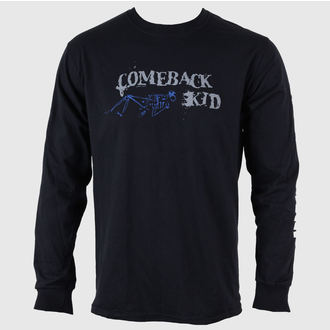 Herren Longsleeve Comeback Kid - Wake The Dead - VICTORY, VICTORY RECORDS, Comeback Kid