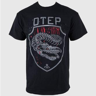 Herren T-Shirt Otep - Snake - VICTORY, VICTORY RECORDS, Otep