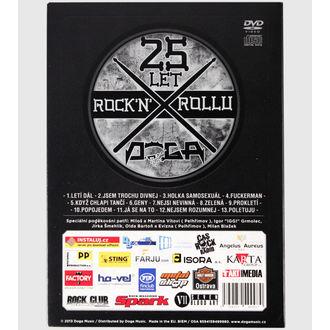 DVD DOGA- 25 let Rock'n'Roll, NNM, Doga