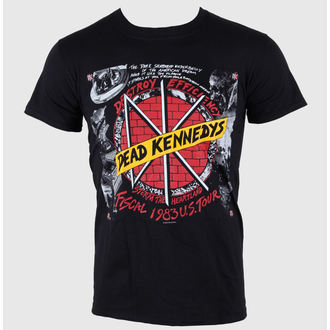 Herren T-Shirt Dead Kennedys - Storm - LIVE NATION, LIVE NATION, Dead Kennedys