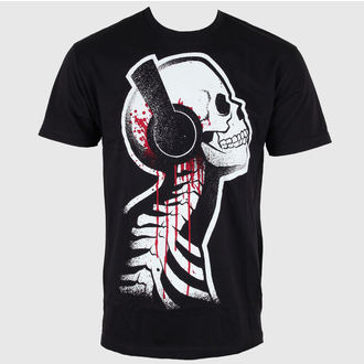 Herren T-Shirt Akumu Ink - Black Tee - 4TM09