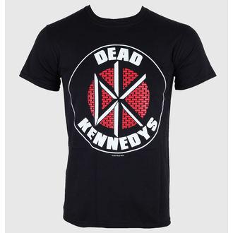 Herren T-Shirt Dead Kennedys - Brick Logo - LIVE NATION, LIVE NATION, Dead Kennedys