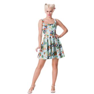 Damen Kleid  HELL BUNNY - Becky - Blue, HELL BUNNY