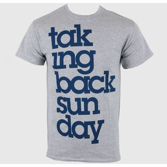 Herren T-Shirt Taking Back Sunday - Logo SportS - LIVE NATION, LIVE NATION, Taking Back Sunday