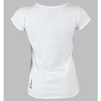 Damen T-Shirt  AMPLIFIED - Led Zeppelin - 77 - White, AMPLIFIED, Led Zeppelin