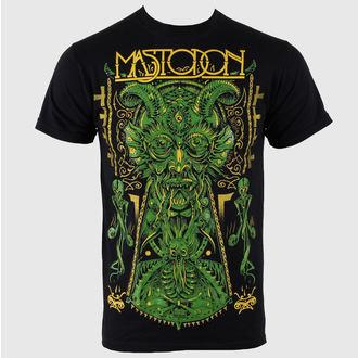 Herren T-Shirt Mastodon - Devil (on black) - EMI, ROCK OFF, Mastodon