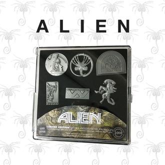 Pins (6er Pack) Alien - Limited Edition, NNM, Alien: Das unheimliche Wesen aus einer fremden Welt