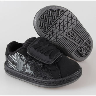 Kinderschuhe  ETNIES - Toddler Metall Mulisha Fader, METAL MULISHA