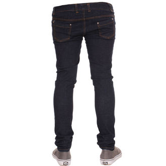 Damen Hose  3RDAND56th - Super Skinny Hipster - Indigo, 3RDAND56th