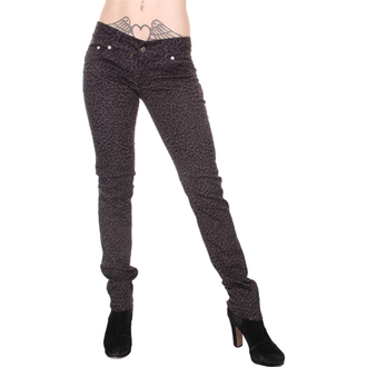 Damen Hose  3RDAND56th - Print Skinnies - Grey, 3RDAND56th