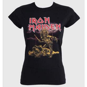 Damen T-Shirt  Iron Maiden - Slasher - ROCK OFF, ROCK OFF, Iron Maiden