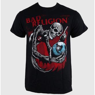 Herren T-Shirt Bad Religion - Skull - Black - LIVE NATION, LIVE NATION, Bad Religion