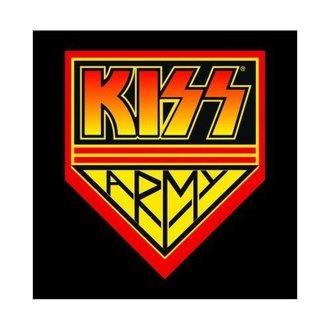 Glückwunschkarte Kiss - Arm - ROCK OFF, ROCK OFF, Kiss