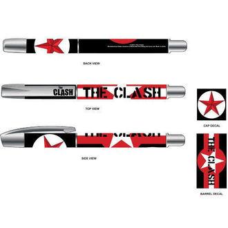 Kugelschreiber The Clash - Star & Stripes - ROCK OFF, ROCK OFF, Clash