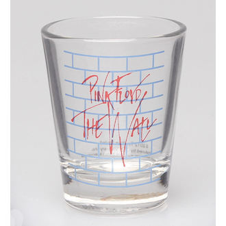 Schnapsglas  Pink Floyd - The Wall - CDV, C&D VISIONARY, Pink Floyd