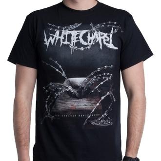Herren T-Shirt Metal Whitechapel - The Somatic Defilement - INDIEMERCH, INDIEMERCH, Whitechapel