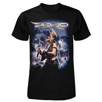 Herren T-Shirt Metal Doro - Wolf - ART WORX, ART WORX, Doro