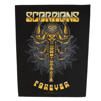 Rückenaufnäher Patch Scorpions - Forever - RAZAMATAZ, RAZAMATAZ, Scorpions