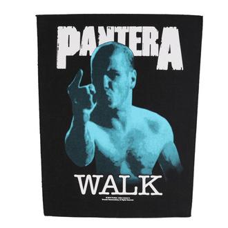 Rückenaufnäher Patch Pantera - Walk - RAZAMATAZ, RAZAMATAZ, Pantera