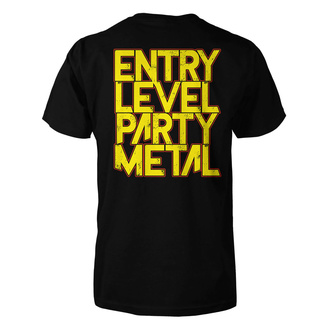 Herren T-Shirt Metal Alestorm - Entry Level Party - ART WORX, ART WORX, Alestorm