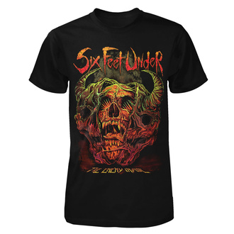 Herren T-Shirt Metal Six Feet Under - The Enemy Inside - ART WORX - 711907-001