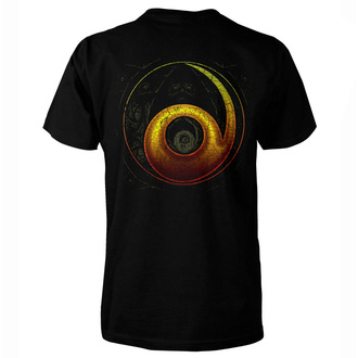Herren T-Shirt Metal Six Feet Under - The Enemy Inside - ART WORX, ART WORX, Six Feet Under