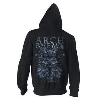 Herren Hoodie Arch Enemy - Bat - ART WORX, ART WORX, Arch Enemy
