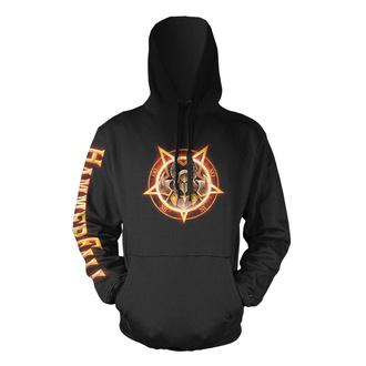Herren Hoodie Hammerfall - Dominion World Tour - ART WORX, ART WORX, Hammerfall