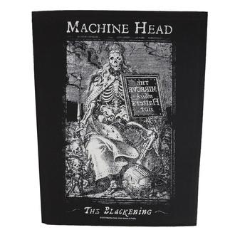 Rückenaufnäher Patch Machine Head - The Blackening - RAZAMATAZ, RAZAMATAZ, Machine Head