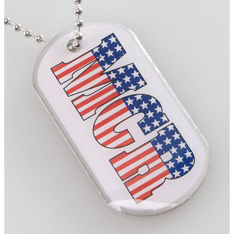 Dog Tag My Chemical Romance - Americana - RAZAMATAZ, RAZAMATAZ, My Chemical Romance