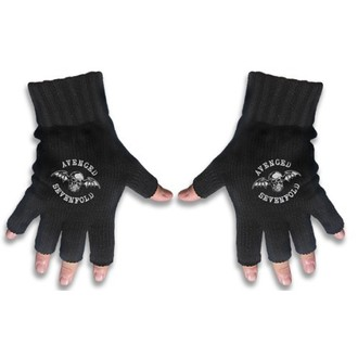 Halbfinger Handschuh Avenged Sevenfold - Death Bat - RAZAMATAZ, RAZAMATAZ, Avenged Sevenfold