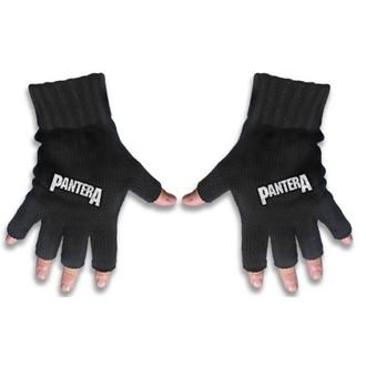 Halbfinger Handschuh Pantera - Logo - RAZAMATAZ, RAZAMATAZ, Pantera