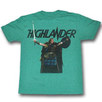 Herren T-Shirt Highlander - Come At Me - AC, AMERICAN CLASSICS, HIGHLANDER