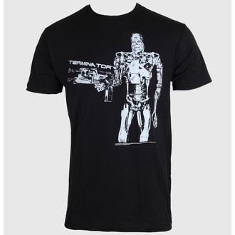 Herren T-Shirt Terminator - Boom - AC, AMERICAN CLASSICS, Terminator