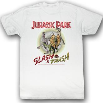 Herren T-Shirt Jurassic Park - Slash&Trash - AC, AMERICAN CLASSICS, Jurassic Park