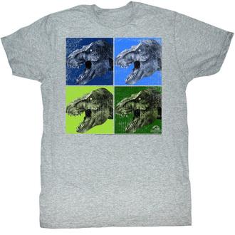 Herren T-Shirt Jurassic Park - Ermuhgerd Grrr - AC, AMERICAN CLASSICS, Jurassic Park