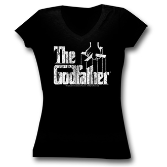Damen T-Shirt Godfather - Logo - AC, AMERICAN CLASSICS, Der Pate
