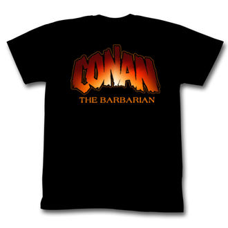 Herren T-Shirt Barbar Conan - New Logo - AC, AMERICAN CLASSICS, Barbar Conan