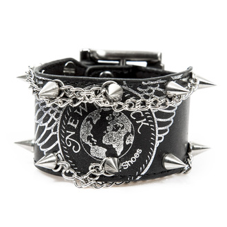 Armband NEW ROCK - VEGAN NEGRO, NEW ROCK
