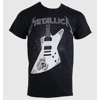 Herren T-Shirt Metalllica - Papa Het Guitar - LIVE NATION - 0690
