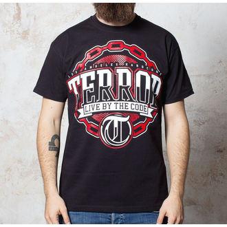 Herren T-Shirt Terror - Chain - Black - BUCKANEER, Buckaneer, Terror