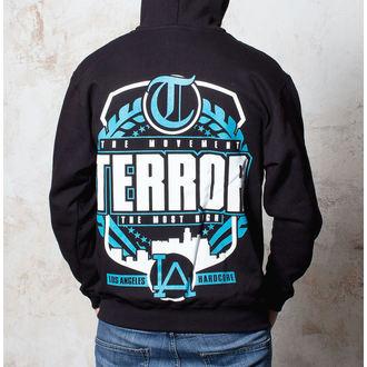 Herren Hoodie  Terror - Most High - Black - BUCKANEER, Buckaneer, Terror