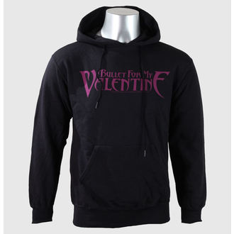 Herren Hoodie  Bullet For My Valentine - Logo - Blk - ROCK OFF, BRAVADO EU, Bullet For my Valentine